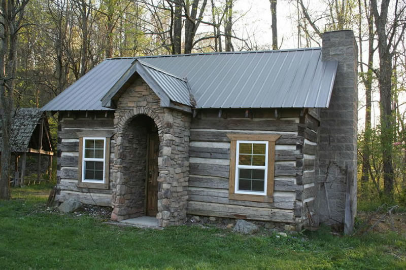 Boones Point Cabins