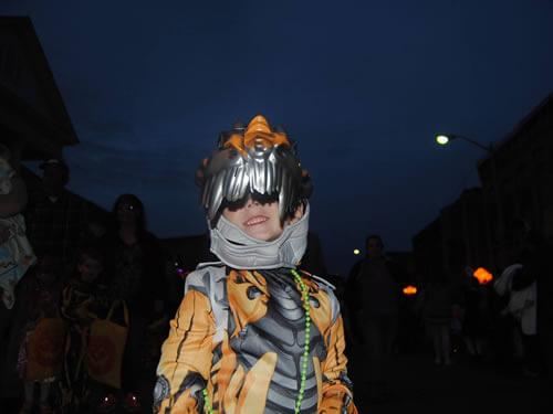 King Alleyween, Halloween Celebration