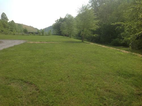 Clinch Family Camp ground Gate City VA